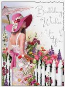 Just For You Birthday Card